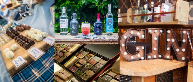 Chocolate And Gin Festival